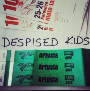 despised kids artysta